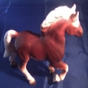 Superstar Universe, LLC Vintage Porcelain Horse Figurine Made in Japan WITH FREE SHIPPING