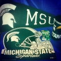 Superstar Universe, LLC MSU Michigan State University Collectable Colllection