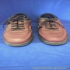 Superstar Universe, LLC Unisex Mens Brown Leather Rockport Balance Size 5 1/2M Lace Up Prowalker Shoes