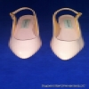 Superstar Universe, LLC Rare Vintage Women's Carriage Court Pink High Heel Slingback Shoes Size 6.5B